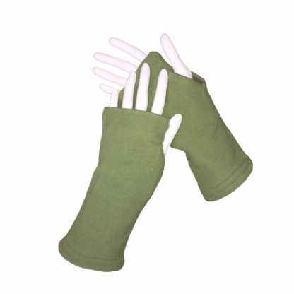 Turtle Gloves REVERSIBLE Fingerless WR 180 olive secondary shell