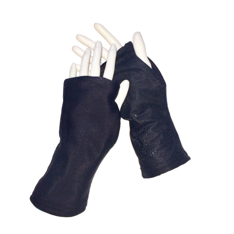 Turtle Gloves Fingerless Gloves REVERSIBLE Water Resistant Nonslip