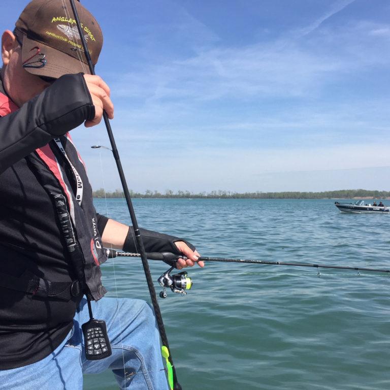 Turtle Gloves Fingerless Water Repel 720 fishing