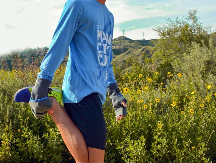 Turtle Gloves Turtle-Flip Running Mittens Winter Soft