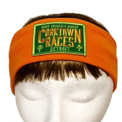 CORKTOWN RACES HATWRAP by TURTLE GLOVES