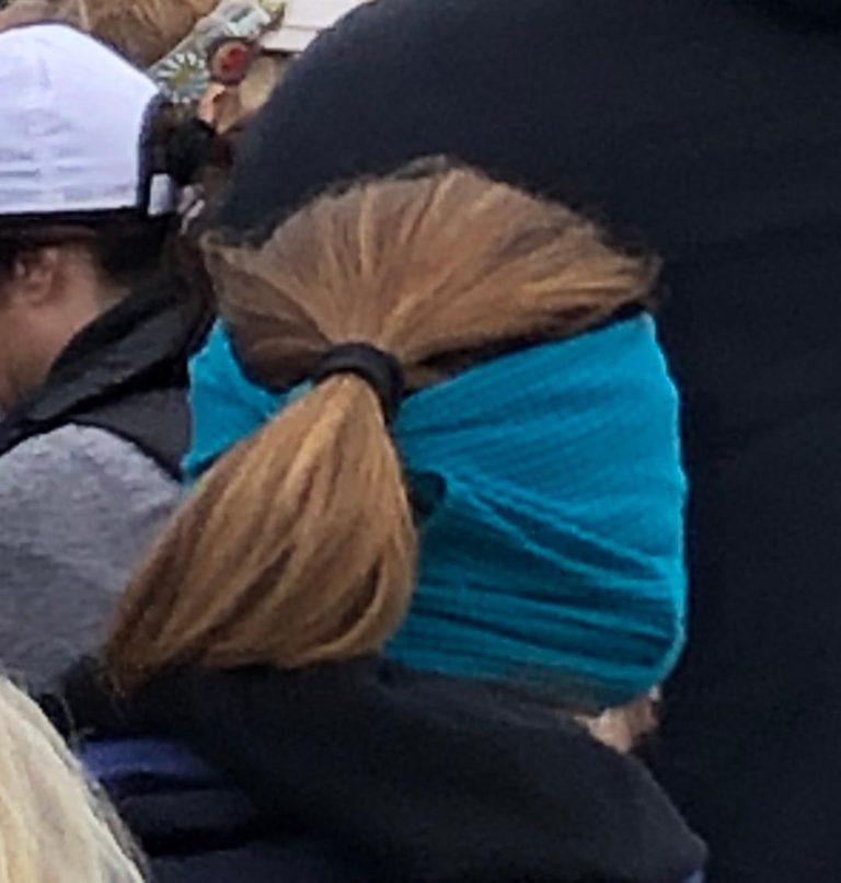 Running Hat Wrap
