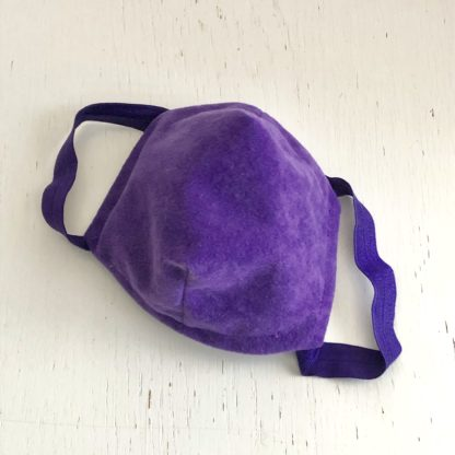 Face Mask Fabric Purple