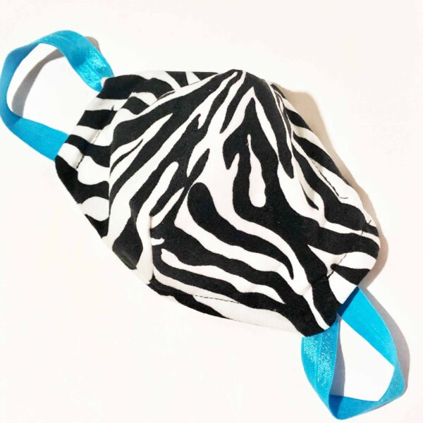 Face Mask Fabric Zebra